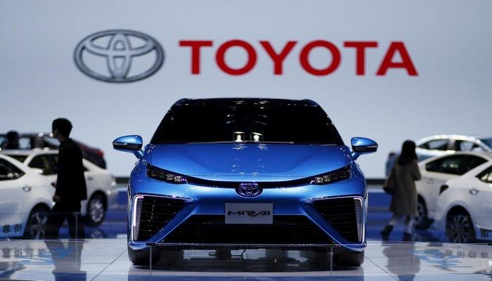 """""""Toyota"""" Çində yeni şirkət yaradır"""