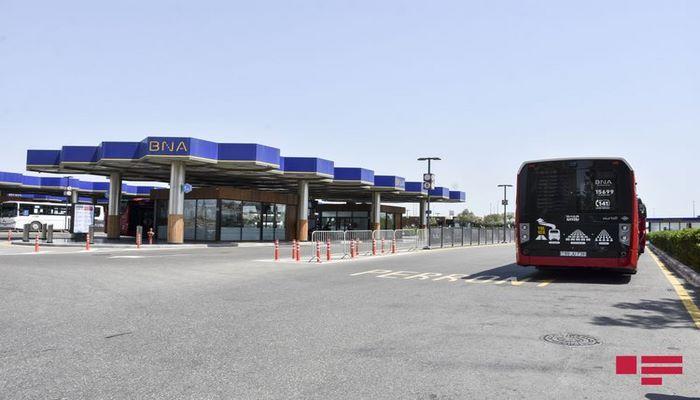 BNA: Pik saatlarında ekspress xətlər üzrə ehtiyat avtobuslar ayrılacaq
