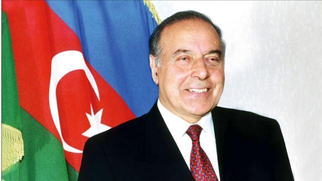 Heydər Əlirza oğlu Əliyev