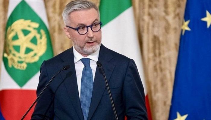 İtalya Savunma Bakanı Türkiye'ye geliyor