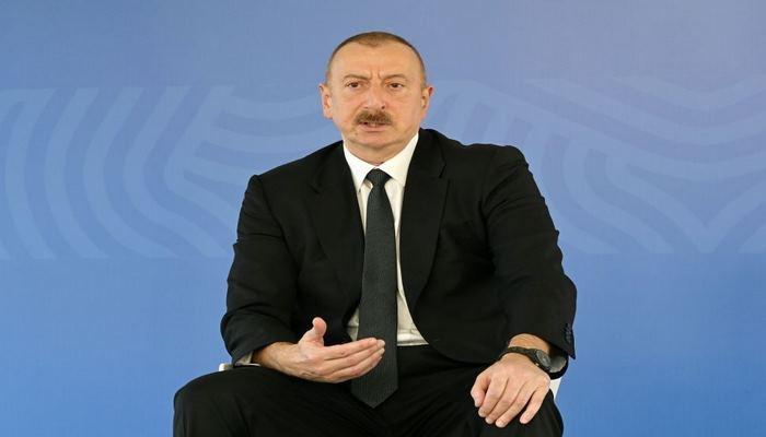 Президент Ильхам Алиев: Видеоконференции министров иностранных дел Армении и Азербайджана не имеют никакого значения