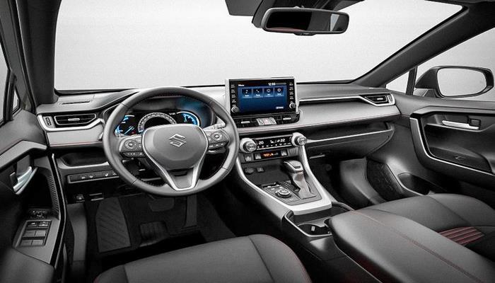 Suzuki Toyota ilə birlikdə yeni nəsil hibrid krossoverini təqdim edib